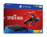 Playstation PS4 1TB slim + MARVEL`S SPIDER-MAN