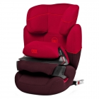 Avtosedež Cybex Aura-fix skupina 1/2/3 - Rumba Red/Dark Red