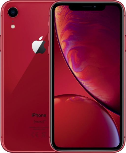 Mobilni telefon Apple iPhone XR 64 GB - rdeč