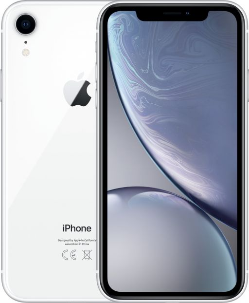 Mobilni telefon Apple iPhone XR 128 GB - bel