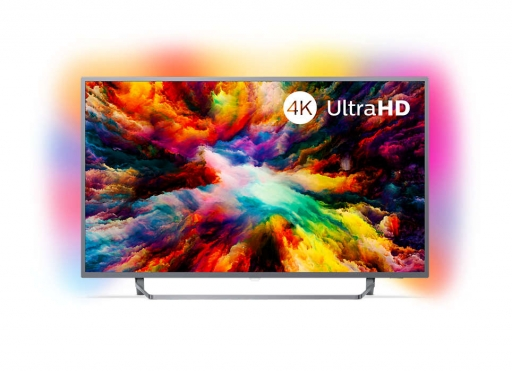 TV sprejemnik Philips 65PUS7303/12 4K UHD Android LED TV