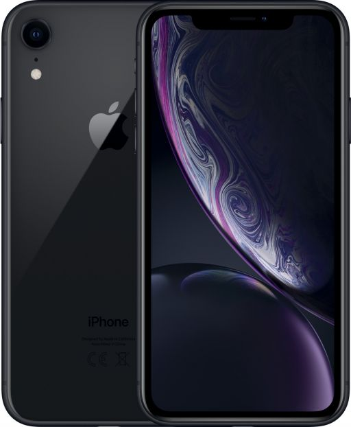 Mobilni telefon Apple iPhone XR 256 GB - črn