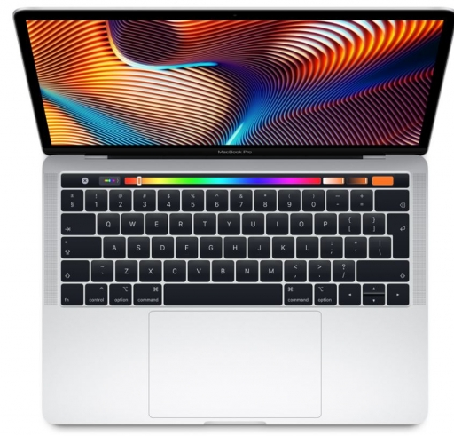 Prenosni računalnik Apple MacBook Pro 13.3 - i5, 1.4, 16GB, 256GB, Iris645, TouchBar - srebrna