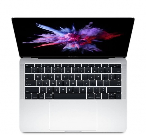 Prenosni računalnik Apple MacBook Pro 13˝ 128GB - srebrna