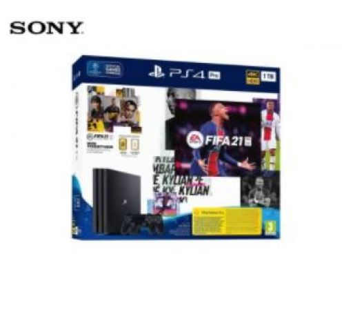 Playstation PS4 Pro 1TB set + FIFA 21/DS4
