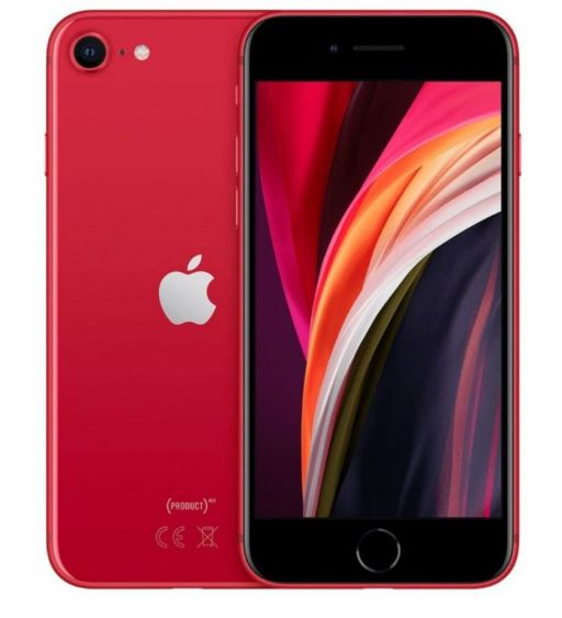 Pametni telefon Apple iPhone SE 128GB - rdeč
