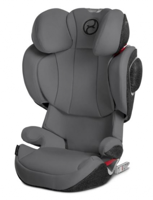 Avtosedež Cybex skupina 2/3 Solution Z-fix manhattan grey 518000834