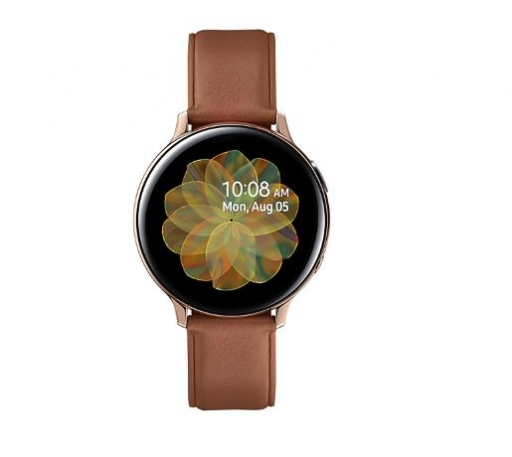Pametna ura Samsung Galaxy Watch Active 2 Steel 44 BT gold