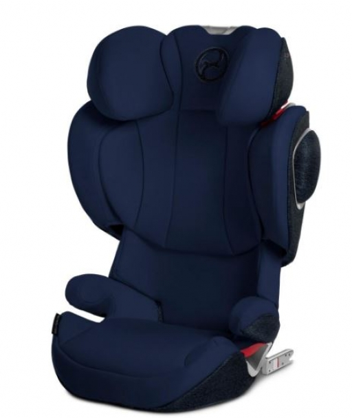 Avtosedež Cybex skupina 2/3 Solution Z-fix midnight blue 518000832