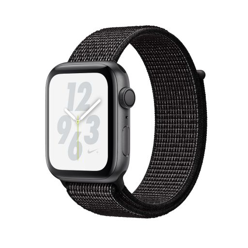 Pametna ura Apple Watch Series 4 Nike+ GPS 44mm Aluminum Case with Nike Sport Loop