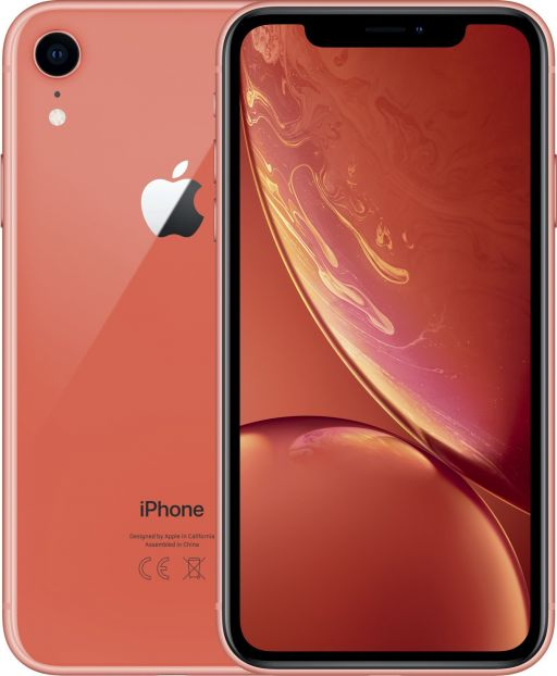 Mobilni telefon Apple iPhone XR 128 GB - oranžen