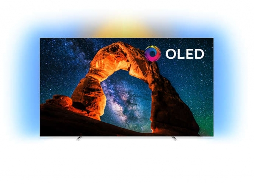 TV sprejemnik Philips 55OLED803/12 4K UHD Android OLED TV