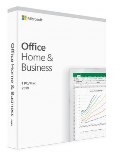 Office Home and Business 2019 SLO Medialess