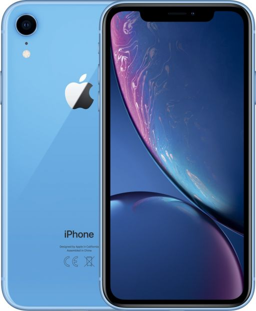 Mobilni telefon Apple iPhone XR 64 GB - moder