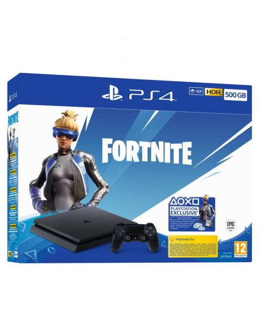 Igralna konzola Playstation PS4 500GB + Fortnite Neo Versa