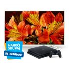 TV sprejemnik Sony KD65XF8505BAEP 4K UHD HDR Android + Playstation PS4 konzola 1TB PRO