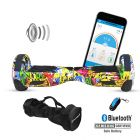 Hoverboard Xplorer City hip-hop 6